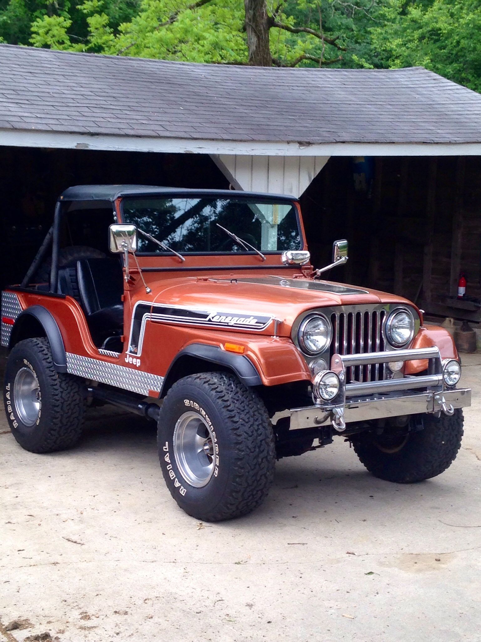 1974 Jeep Cj5 Maintenance Of Old Vehicles The Material For New