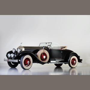 1928 Rolls-Royce Playboy Roadster