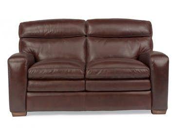 Flexsteel Leather Loveseat 1129 20 Love Seat Living Room Leather Leather Loveseat