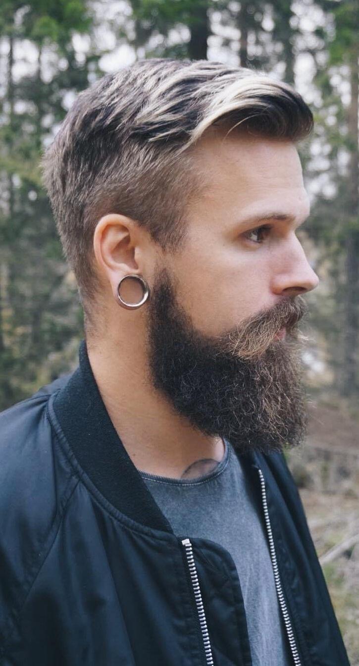16+ Cortes de barba larga trends