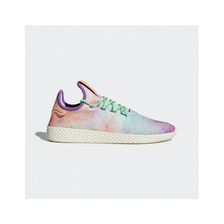 the best attitude 227d2 18477 Adidas Originals Pharrell Williams Hu Holi Tennis Hu Mc Shoes Chalk  CoralSupplier ColourSupplier Colour AC7366