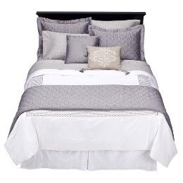 Target Grey Comforter Didn T Get The Lame Decorative