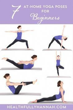 yoga for beginners these 7 athome yoga poses will