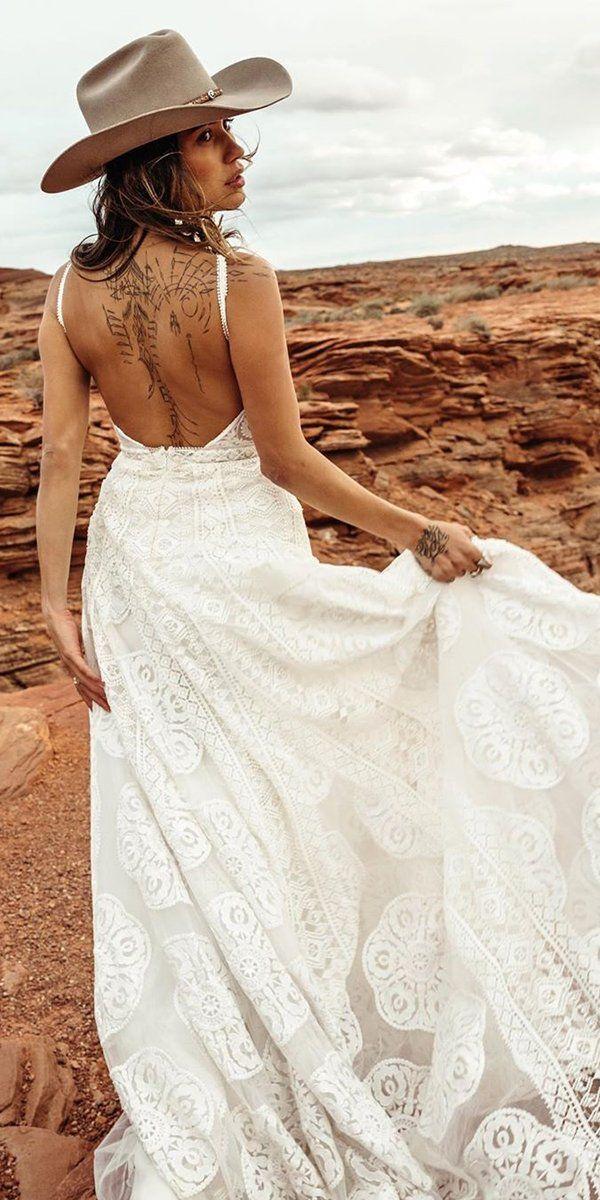 39 robes de mariée bohème de votre rêve   – Wedding Dresses