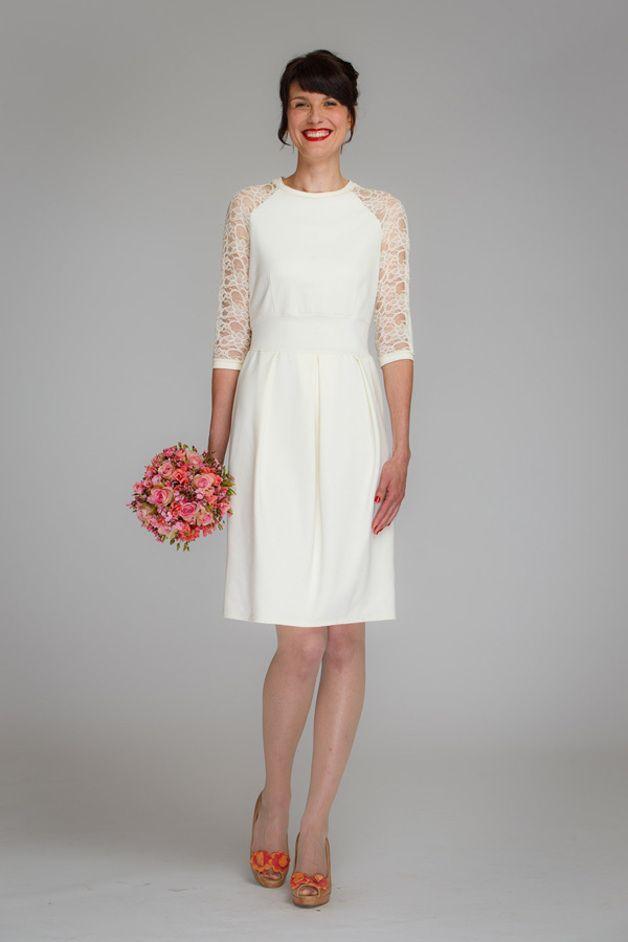 Wunderschönes, elegantes Kleid für den ganz besonderen Tag ...