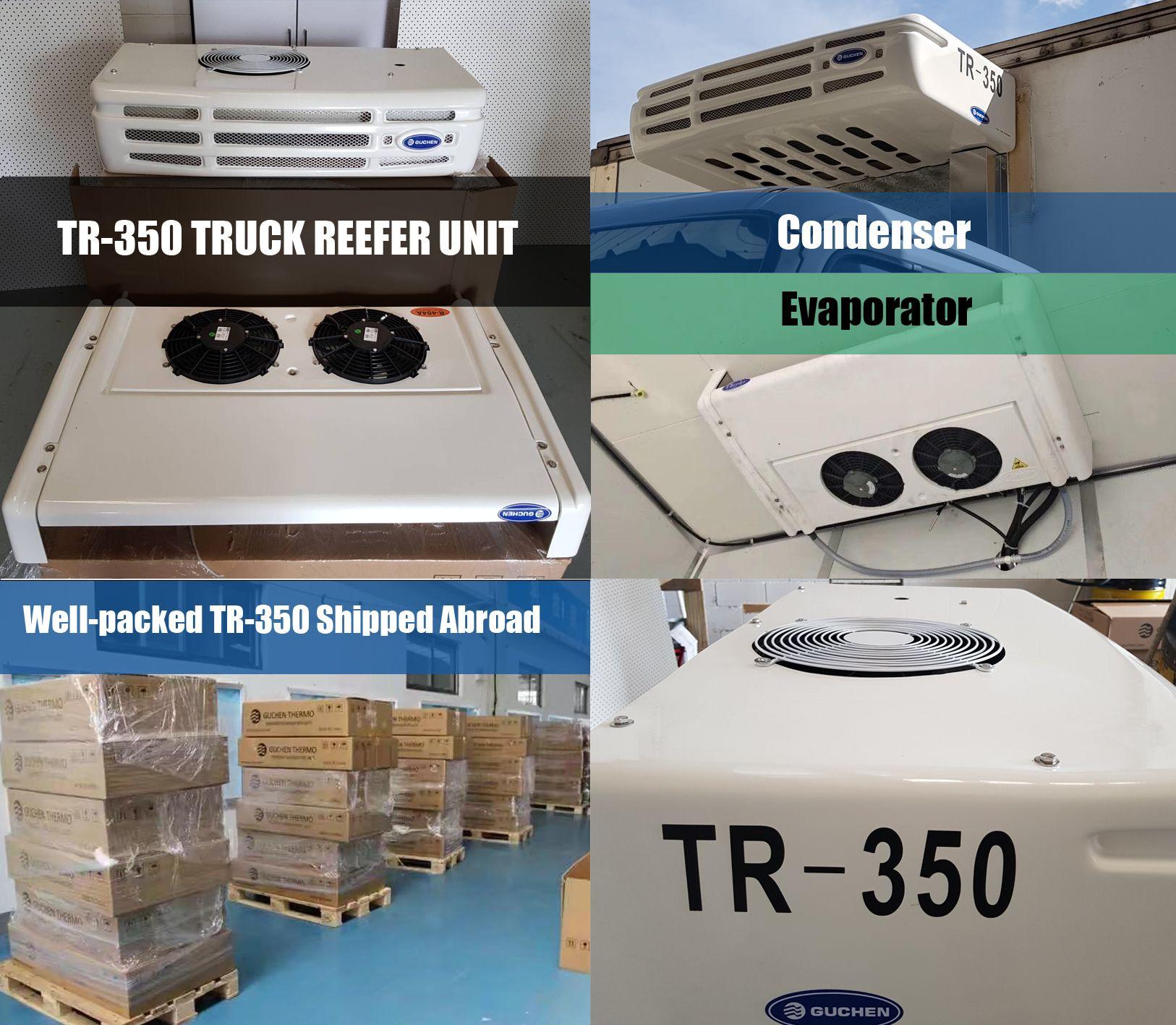 Pin on Truck Refrigeration Units