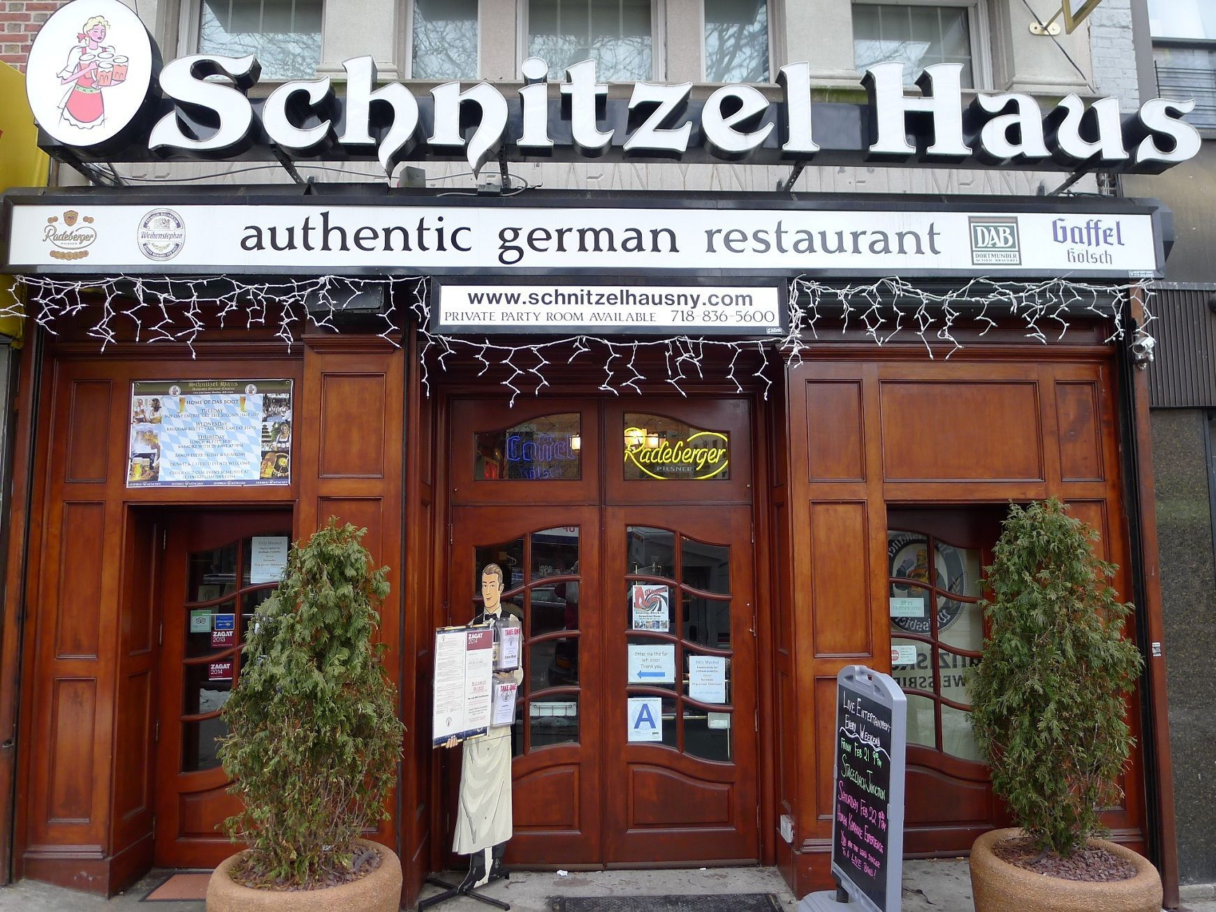 10 Old Fashioned German Restaurants To Try In Nyc