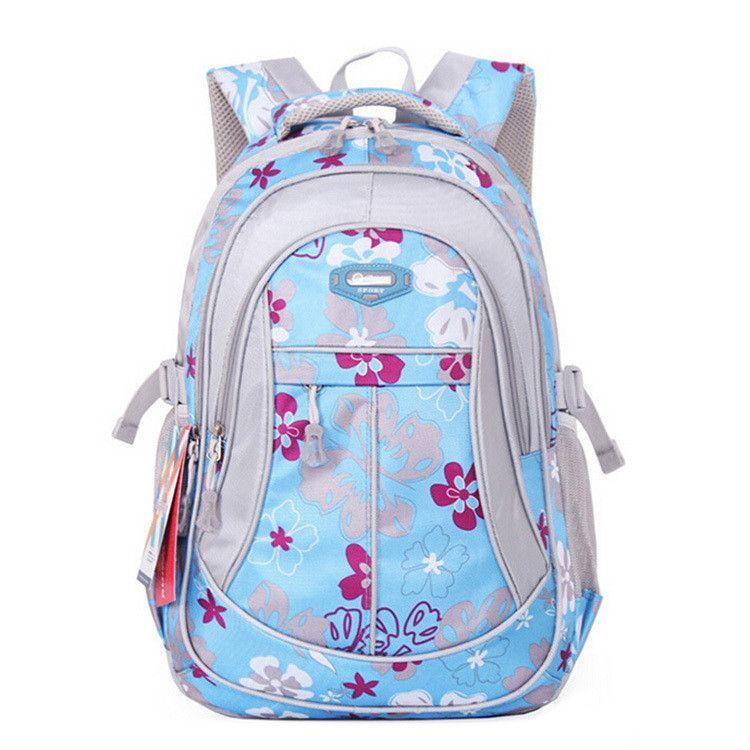 Grade 1-6 Large School Bags for Girls Boys Children Backpacks ...