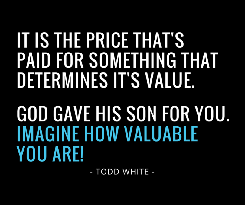 035: Todd White Quotes - The Christian Quotes Podcast