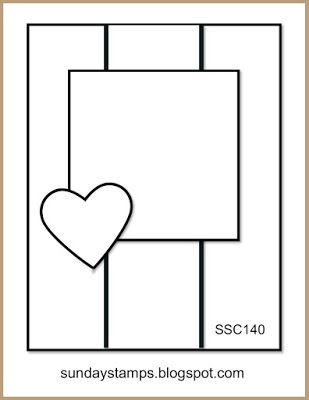 Stamp With Kathie – Kathie Durgan, Independent Stampin' Up! Demonstrator / Card Making and Papercrafts #cardsketches