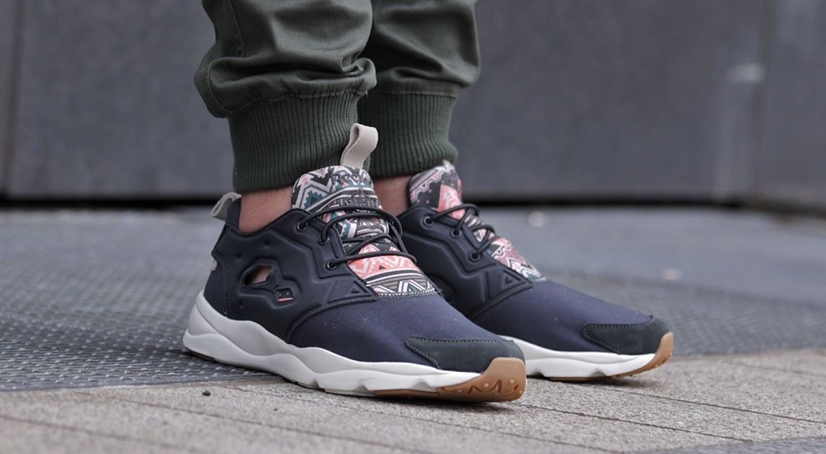 Get the FURYLITE GP Aztec from Reebok for just  at the Afew Store Your  Sneaker Online Shop straight out of Dsseldorf