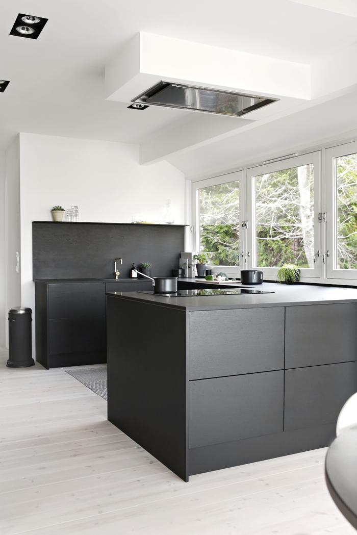 Kitchen Before After Stylizimo Blog Kuche Schwarz Kuchen Aktuell Und Kuchen Design