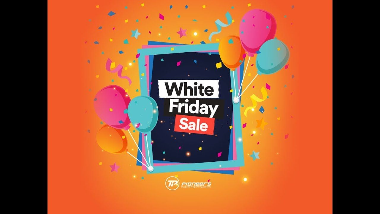 Pin By Pioneers Solutions On Pioneers Solutions Public Company White Friday Information Technology
