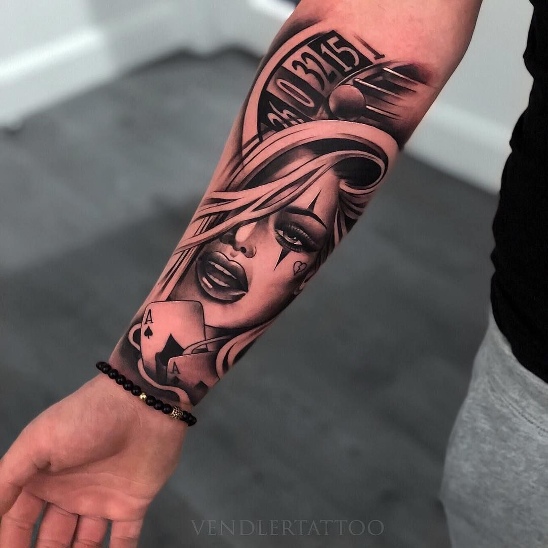 Tattoo Man Styles On Instagram Artist Vendlertattoo Follow Tattoomanstyles Karizmatik Dovmeler Portre Dovmeleri Tattoo