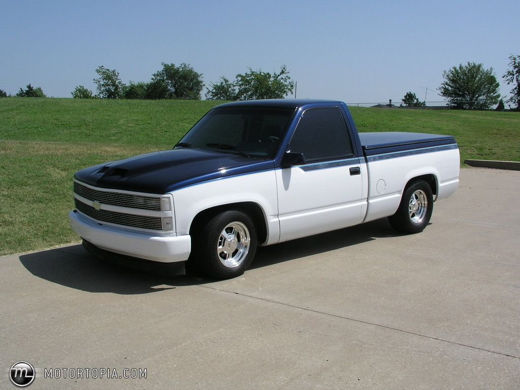 1988 Chevy Pickup Truck Paint Schemes Photo Of A 1988 Chevrolet C