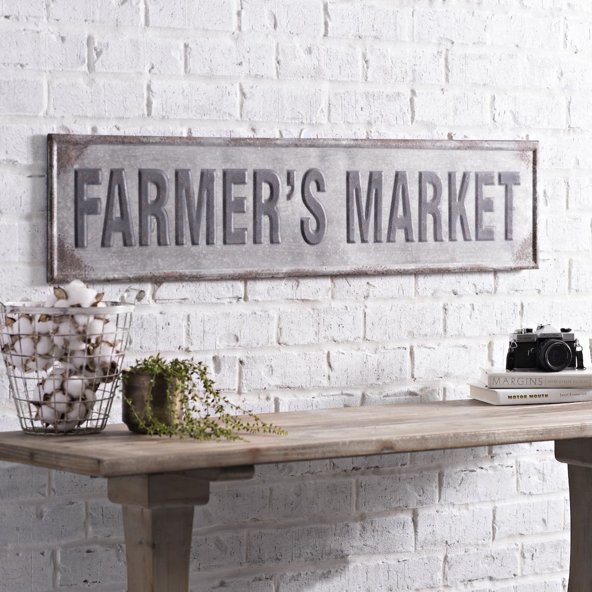 Rustic signs bring small town feels into your home. Bring back ...