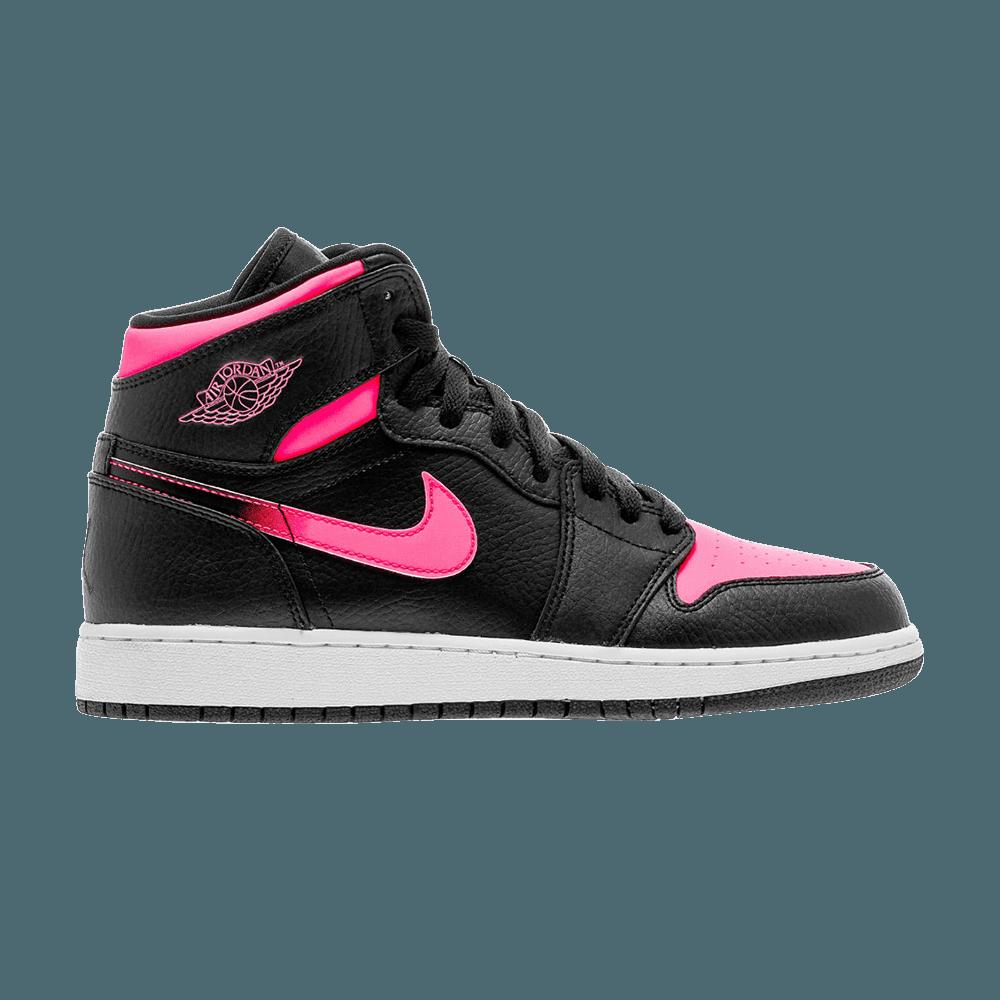 Air Jordan 1 Retro High GS 'Black Hyper Pink' Jordan 1