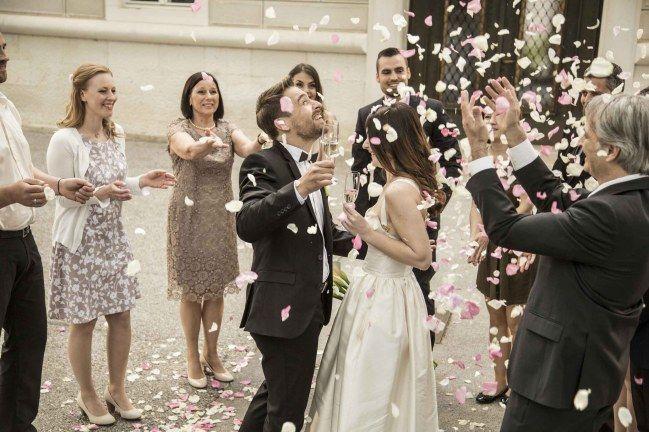 Fürbitte Hochzeit Familie