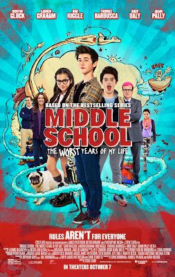 Middle School The Worst Years Of My Life Boston Movie Screening Middle School Movie My Life Movie About Time Movie