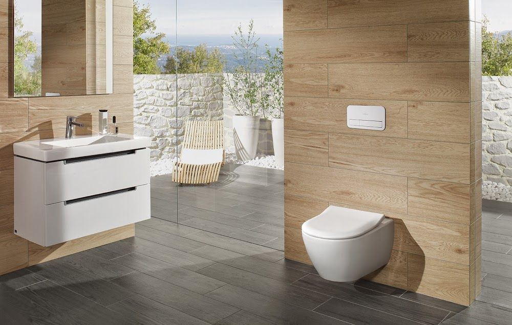 DirectFlush by @Villeroy \ Boch Our DirectFlush is not only - badezimmermöbel villeroy und boch