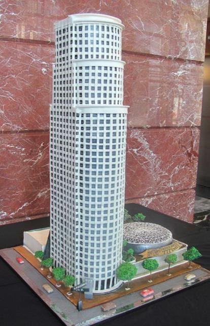 buildings Fondant buildings city buildings