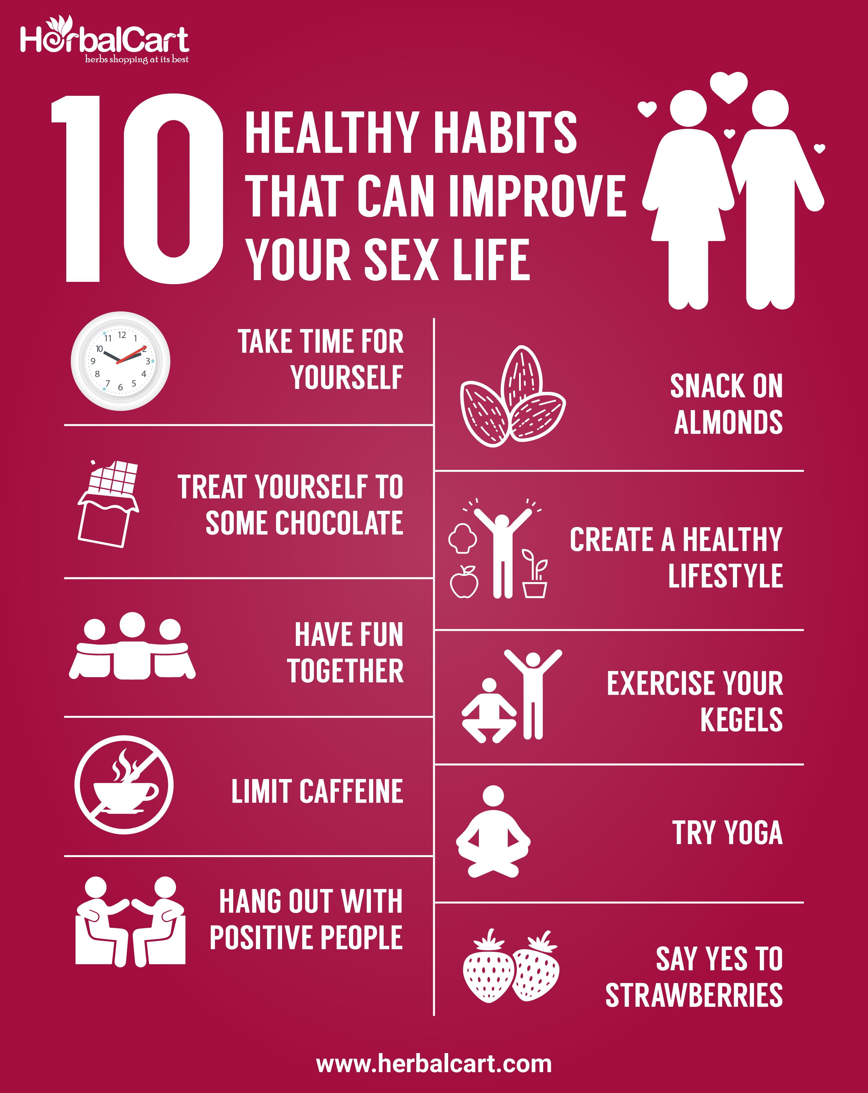 10 Healthy Habits That Improve Your Relationship