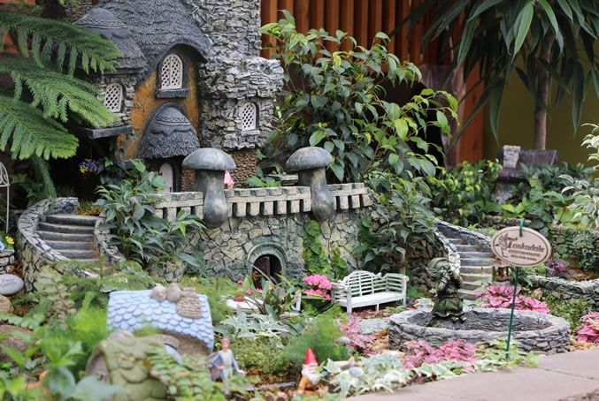 Beautiful Diy Fairy Garden