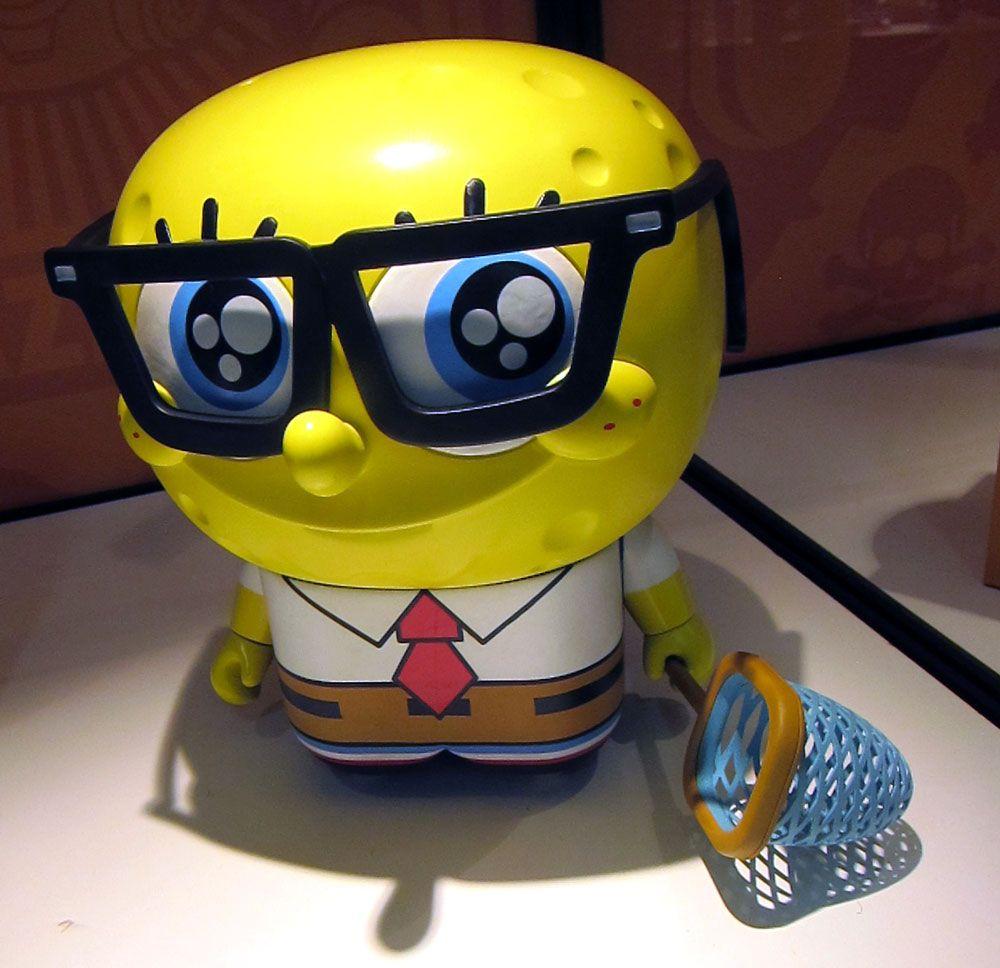 unkl x spongebob squarepants vinyl toys collectors toys