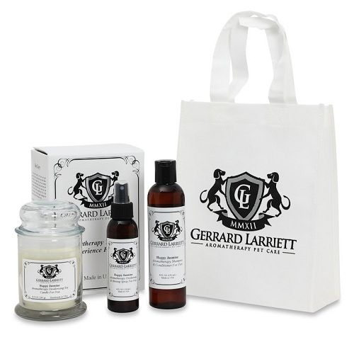 Happy Jasmine Aromatherapy Treatment Kit by Gerrard Larriett available through www.prestigiouspuppy.com   #Prestigiouspuppy #GerrardLarriett #DogGrooming #aromatherapy #dog #puppy