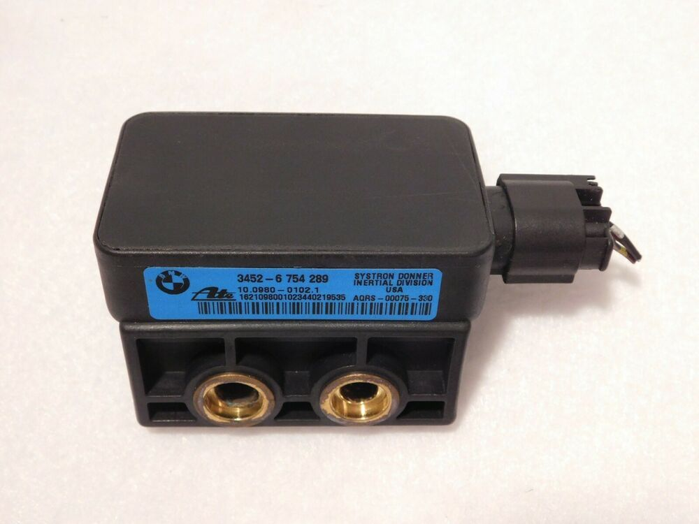 Bmw 3 Series Yaw Rate Sensor 3452