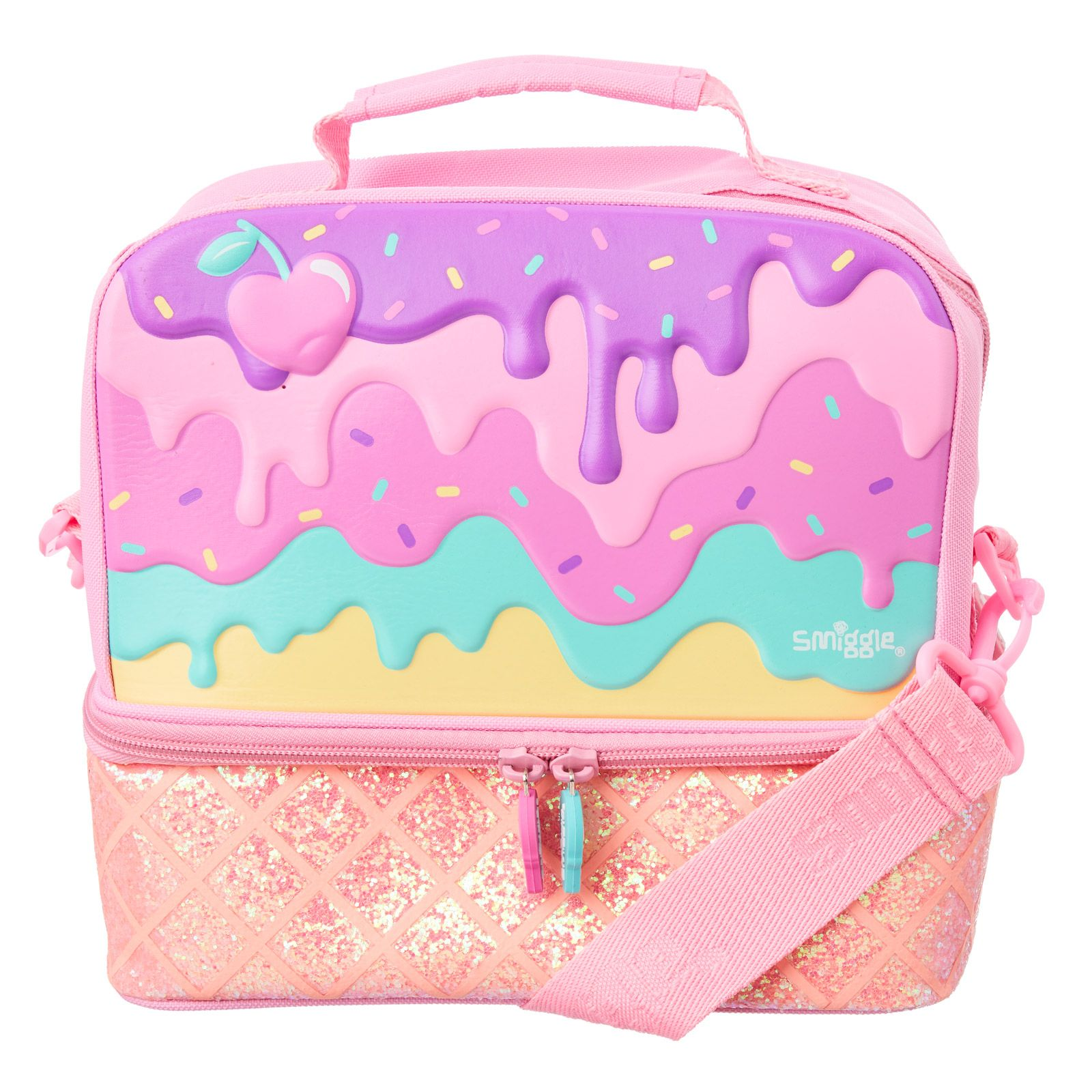Faves Hardtop Lunchbox W Strap | Material de papelaria