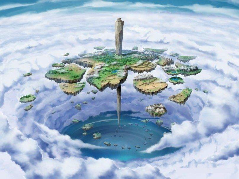 Ile Volante île volante wallpaper | steel bastion | pinterest | fantasy, fantasy