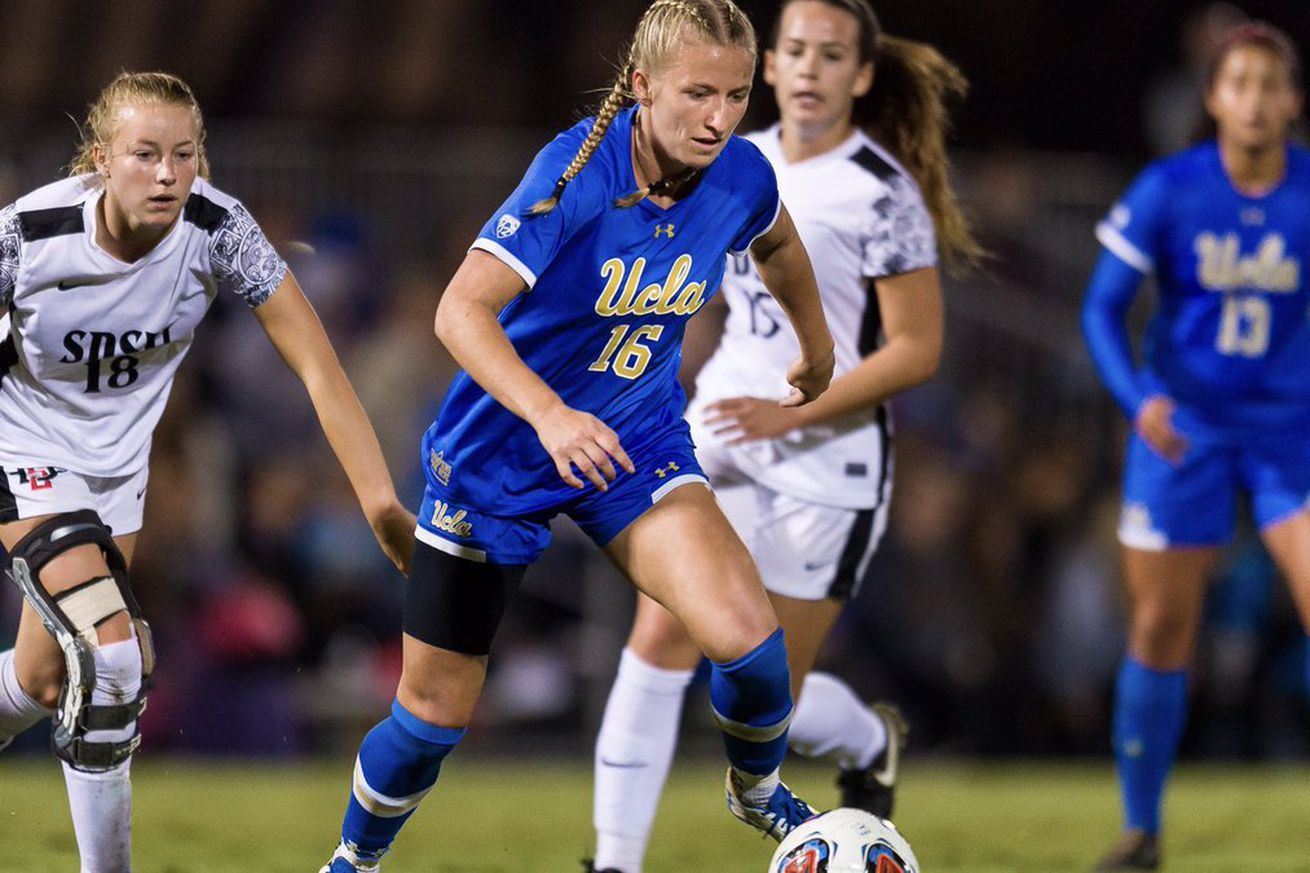 Ucla Women S Soccer To Face Duke In A College Cup Showdown Women S Soccer College Soccer Soccer