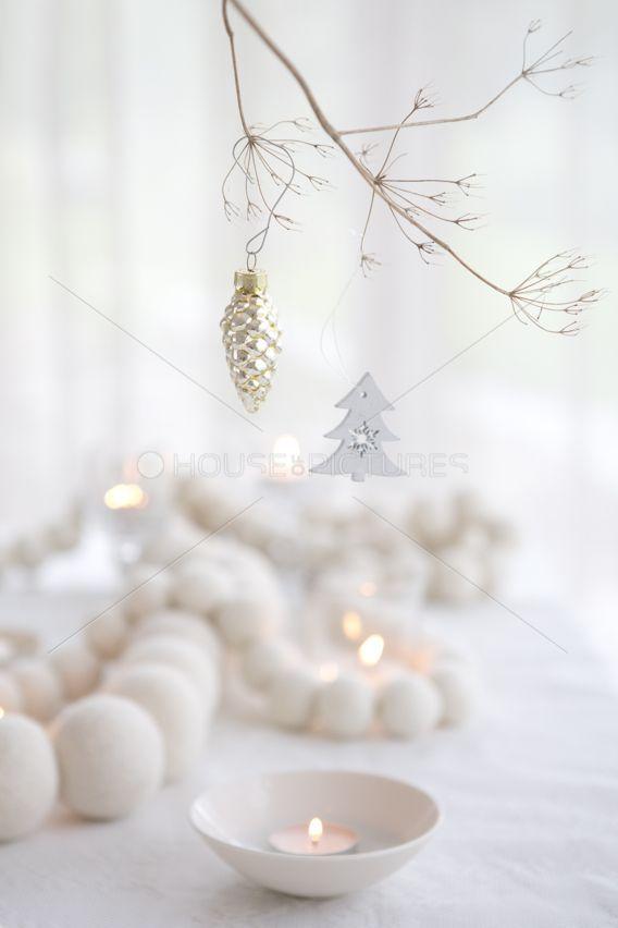 épinglé Par Patou M Sur Esprit De Noel Noël Blanc Déco