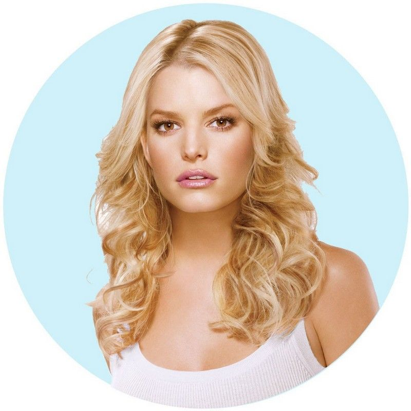 Jessica Simpson Clip In Hair Extensions Hairextensions Virginhair
