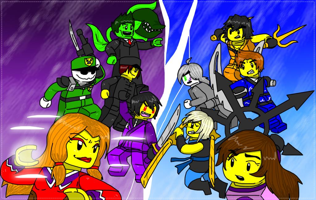 Lego+ninjago+OCS+#10+by+MaylovesAkidah.deviantart.com+on