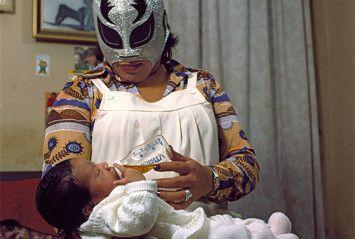 La Lucha Libre Mexicana Segun Lourdes Grobet Lucha Libre