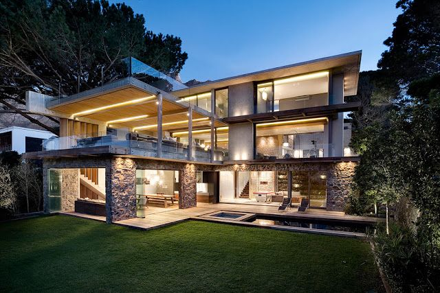 Added Luxury House And Leisure House Of The Year 2013 Modern House Design Interior Architecture Design Modern Architecture