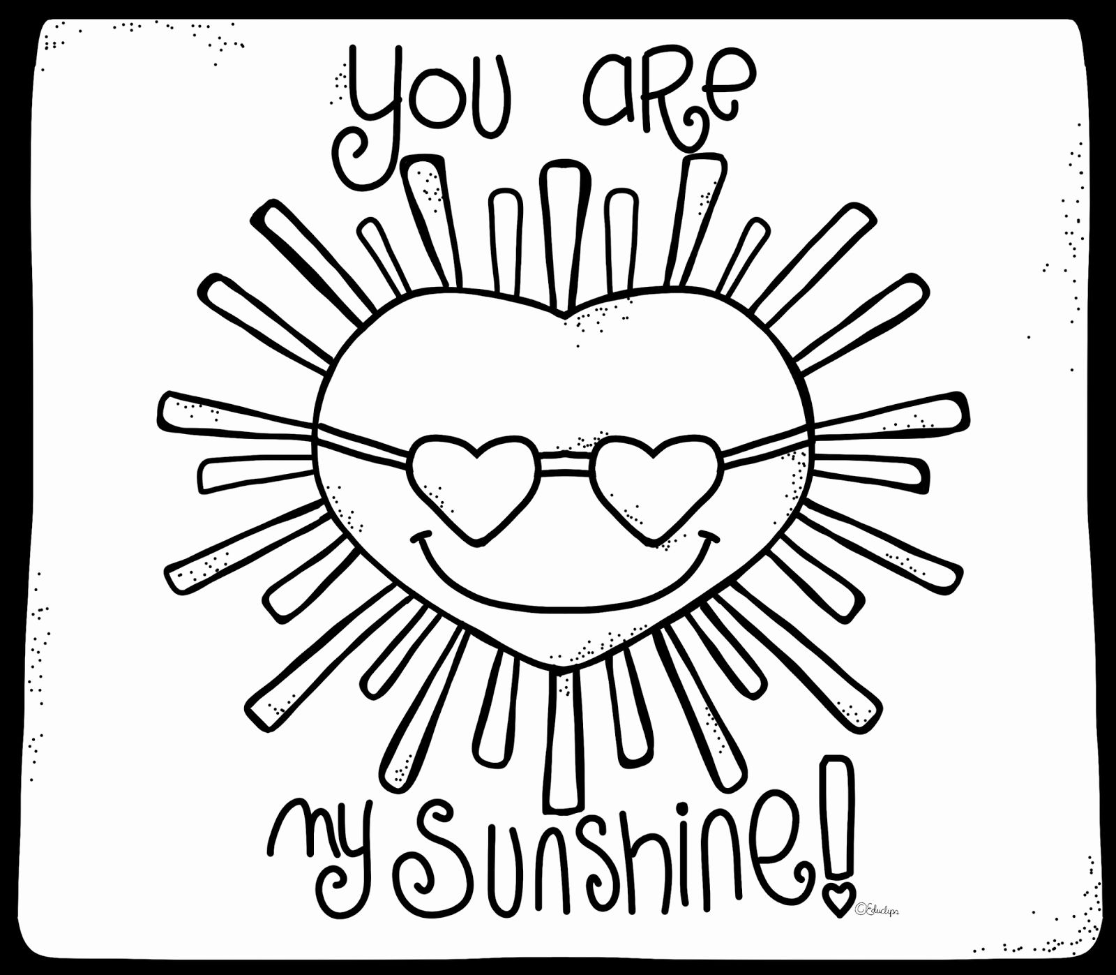 You Are My Sunshine Coloring Page Awesome You Are My Sunshine Coloring Pages Free Sketch Coloring Page Quote Coloring Pages You Are My Sunshine Coloring Pages