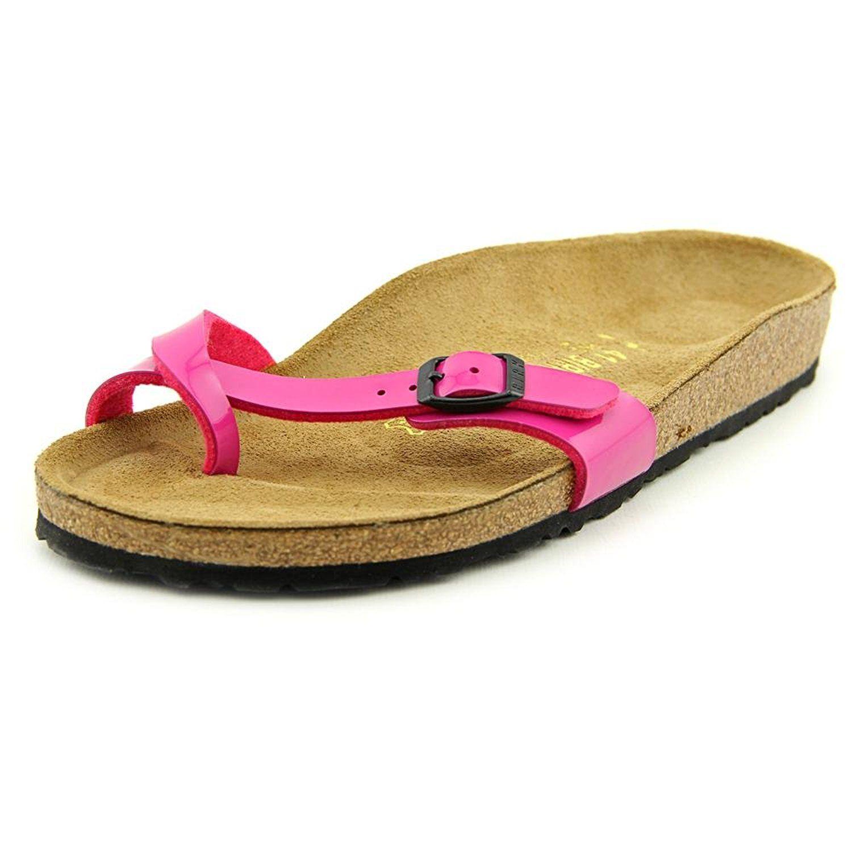 Birkenstock Piazza NS Open Toe Synthetic Slides Sandal
