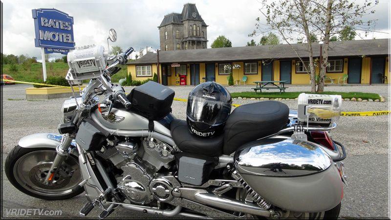 Bates motel | View Bates Motel TV series set in a larger map