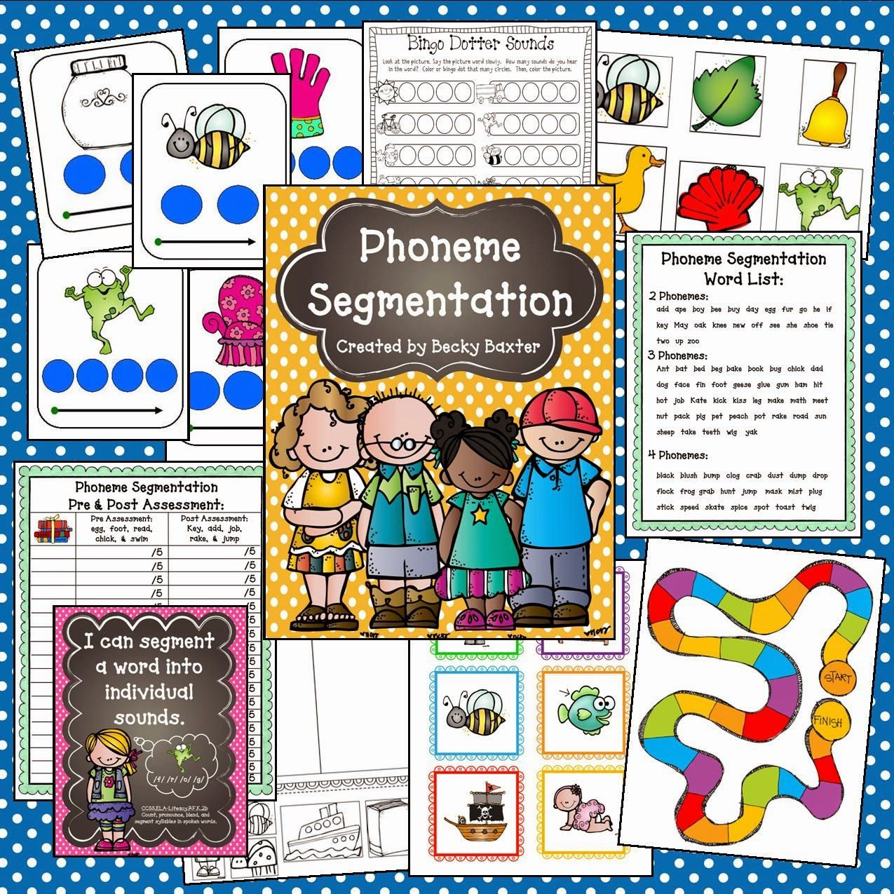 Teaching Learning Amp Loving Phoneme Segmentation