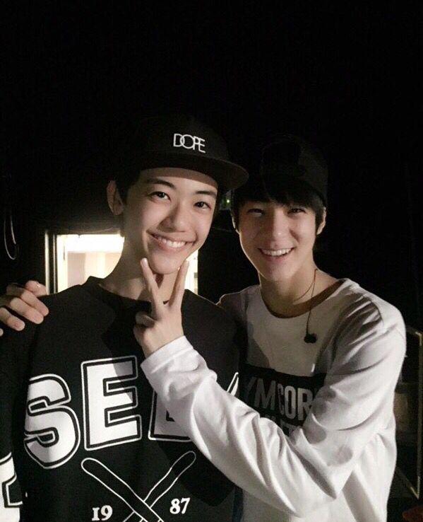 Jaemin And Jeno #SMROOKIES