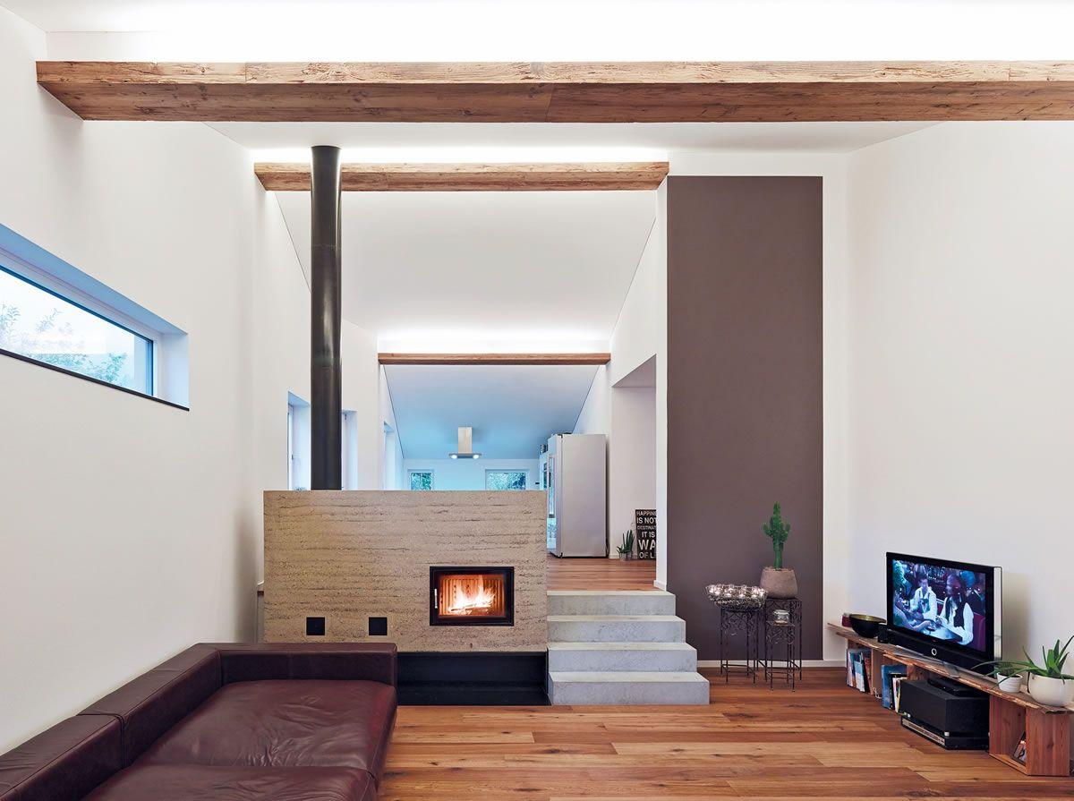 Lehmo Design Ofen Aus Sudtirol Pohl Ofen Haus Innenraum Wohnen