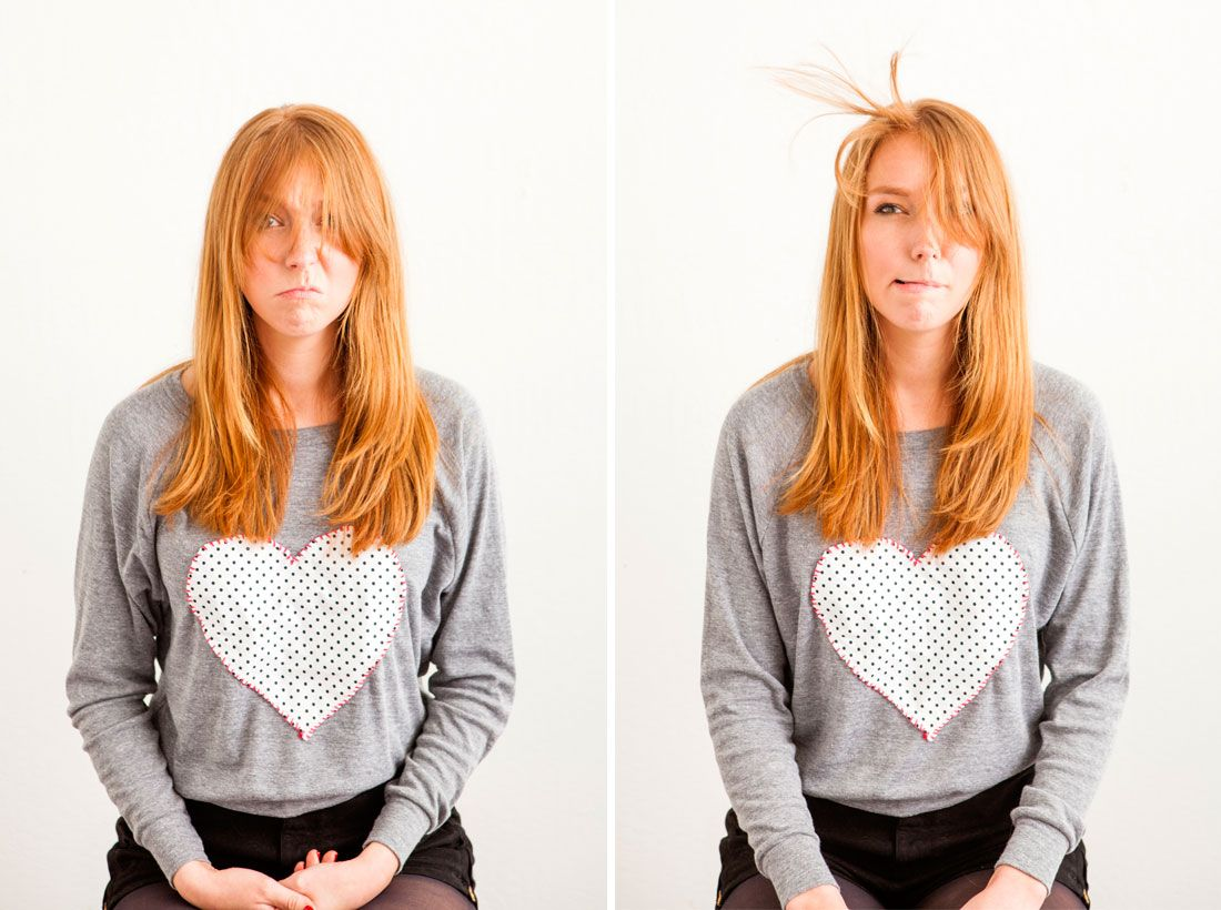 Growing Out Your Bangs? 3 Styles to Get You Through the Awkwardness via Brit + Co.