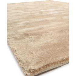 Photo of benuta Essentials Viskoseteppich Donna Beige 120×170 cm – Moderner Teppich für Wohnzimmer