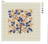 "(18) Gallery.ru / logopedd - Альбом ""Ingrid Plum-Bloomster blade og baer in Korssting"""