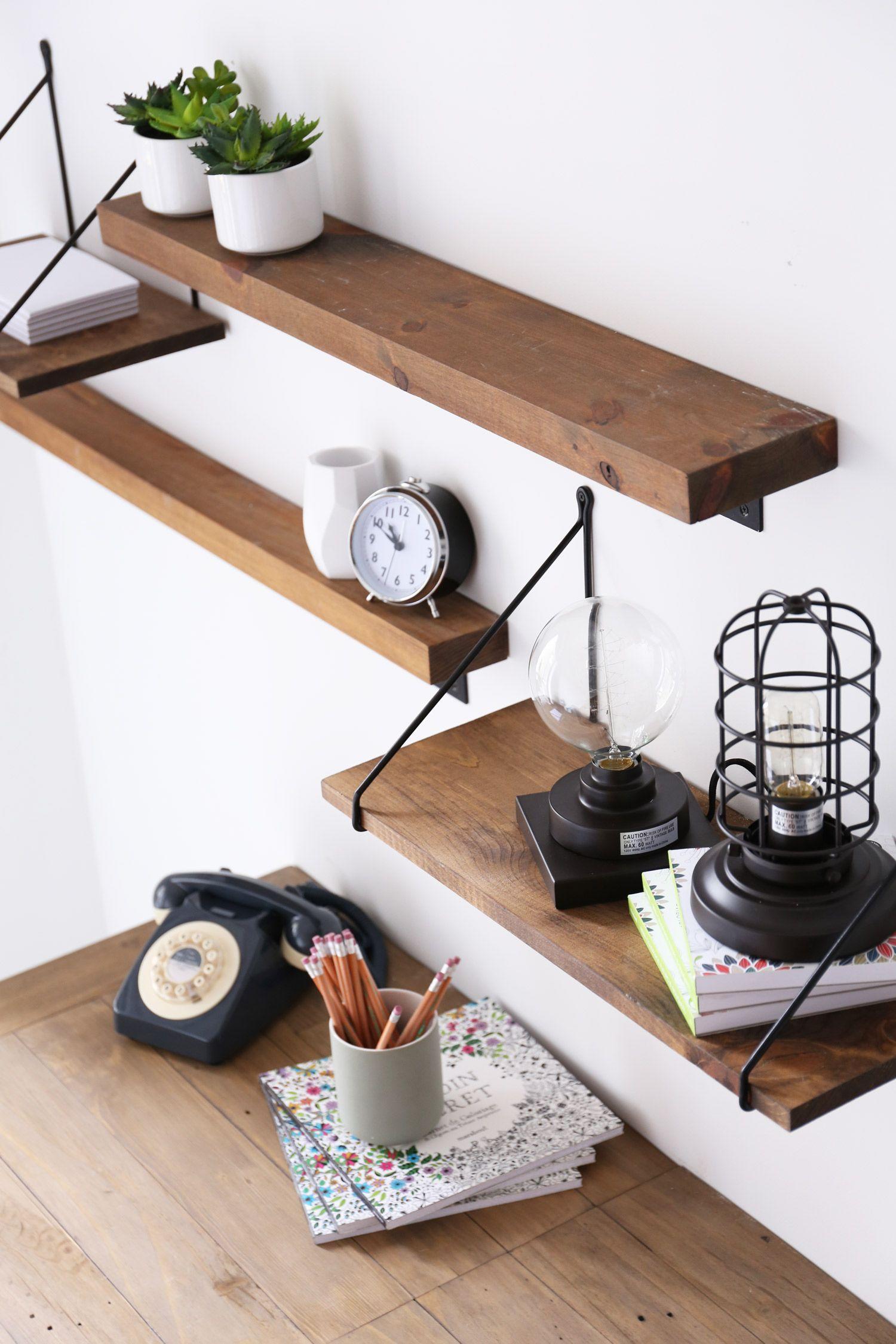 Rangement / organisation / bureau / étagère   Rangement organisation, Diy meuble, Mobilier de salon
