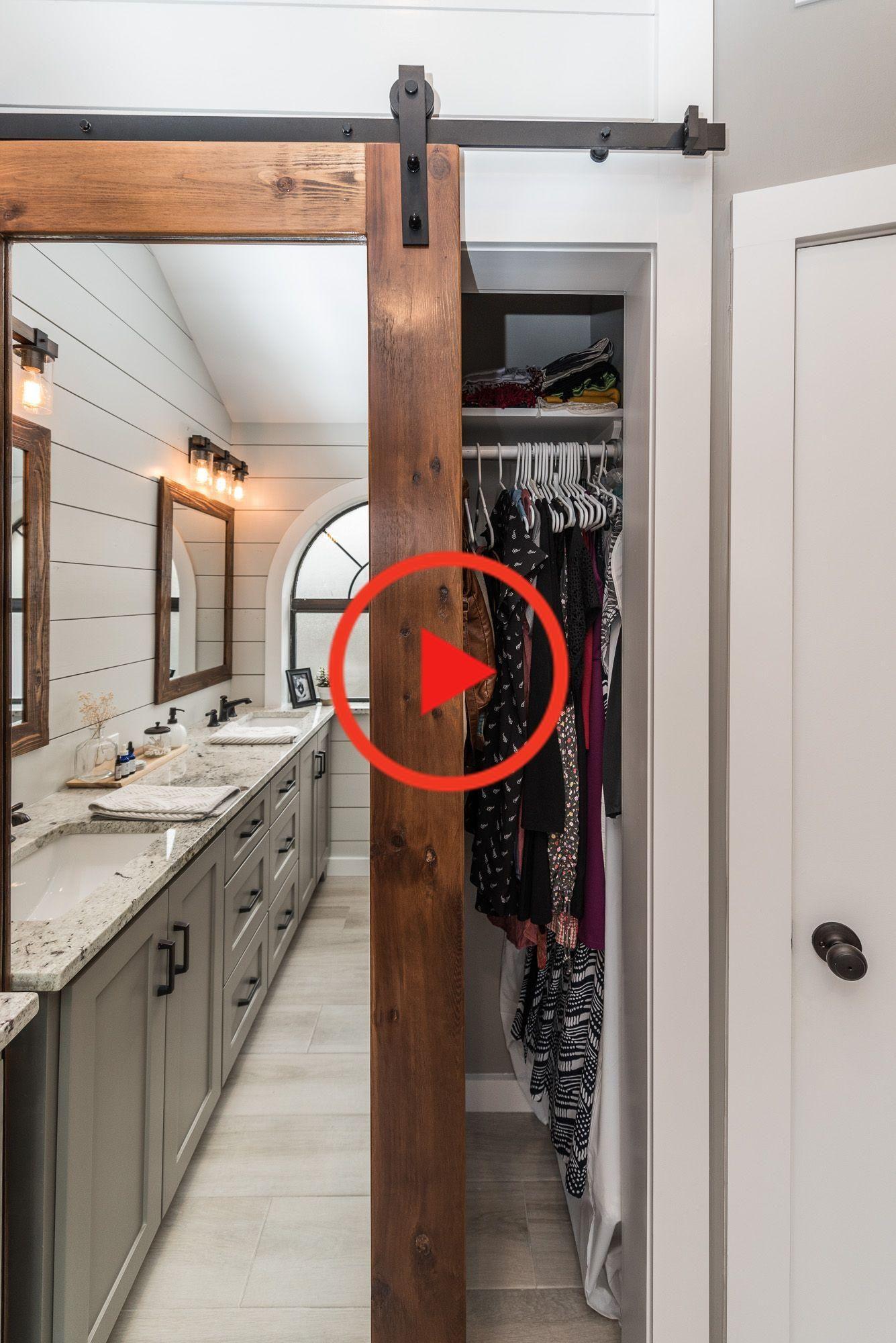 現代の農家浴室の前に 後 Modern Farmhouse Bathroom Bathroom Before After Farmhouse Bathroom