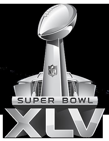 Super Bowl 2011 Official Logo Png Png Image 350x450 Pixels Scaled 89 Superbowl Xlv Super Bowl Superbowl Party Food